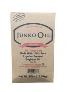 食用油 JUNKOOIL 業務用18L